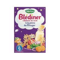 Alimentation Infantile Cereales Bebe Blediner Legumes du Potager 240 gr