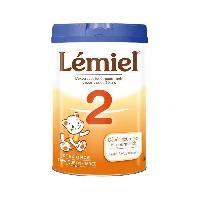 Alimentation Infantile LEMIEL Lait en poudre 2e age 800g Aucune