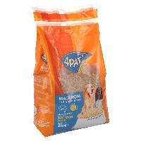 Alimentation Macaroni au lait et vitamines - Pour chien - -x1