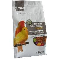 Alimentation Nutribalance Expert Melange de graines - Pour canaris et serins - 1kg