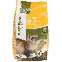 Alimentation Nutri'balance Savour Pellets Melange de granules - Pour furet - 900g