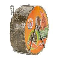 Alimentation Palet foin compresse a la carotte - Pour lapin et rongeur - 240g