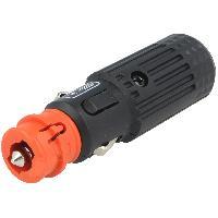 Allume-Cigare & Cendriers Prise Allume-cigare Male - 12V15A - Avec fusible - Sans cable