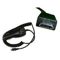 Allume-cigare 12V CORDON ALLUME-CIGARE 1224 VOLT CHARGEUR TELEPHONE MICRO USB 5V - ADNAuto