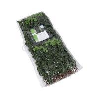 Amenagement Exterieur - Du Jardin CATRAL Haie treillis extensible avec feuilles et branches - 1x2 m