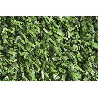 Amenagement Exterieur - Du Jardin Haie artificielle standard 1 x 3 m - Vert