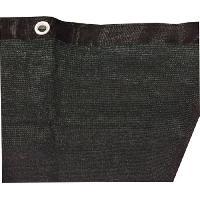 Amenagement Exterieur - Du Jardin IDEAL GARDEN Brise vue 230g - 1 x 2 m - Noir