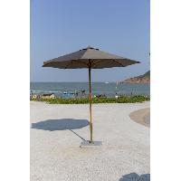 Amenagement Exterieur - Du Jardin Parasol de jardin impermeable de 2.5m