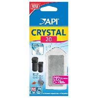 Amenagement Technique De L'habitat API Filtre Crystal 20 -x6- Rena - Pour aquarium