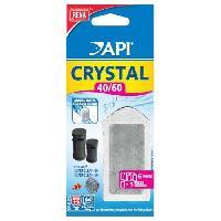 Amenagement Technique De L'habitat API Filtre Crystal 40-60 (x6) Rena - Pour aquarium