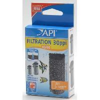 Amenagement Technique De L'habitat API Mousse filtration 40-60 30 PPI Rena - Pour aquarium
