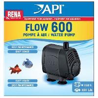 Amenagement Technique De L'habitat API Pompe a air New Flow 600 Rena - Pour aquarium