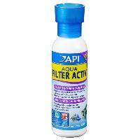 Amenagement Technique De L'habitat Demarrage et entretien Aqua Filter Activ 118ml - Pour aquarium