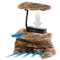 Amenagement Technique De L'habitat EXO-TERRA Filtre turtle cliff - GM Exo Terra