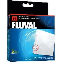 Amenagement Technique De L'habitat FLUVAL Plaquette mousse/polyester C3.3unité - Pour poisson