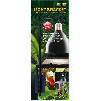 Amenagement Technique De L'habitat Support d'eclairage Light Bracket - Pour terrarium