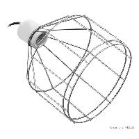 Amenagement Technique De L'habitat Support d'eclairage en ceramique jusqu'a 200 W