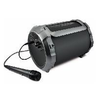 Amplificateur - Enceintes 512BT Enceinte bluetooth portable - Caisson actif integre - Caliber