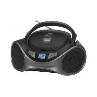 Amplificateur - Enceintes AEG SR 4375 BT Boombox Bluetooth CD-MP3 - Port USB - Aux-In