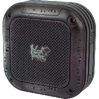 Amplificateur - Enceintes BLACK PANTHER CITY B-SPLASH Enceinte nomade Bluetooth sport waterproof Noire