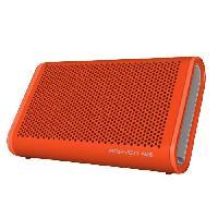 Amplificateur - Enceintes BRAVEN B405OGG Enceinte bluetooth - Waterproof IPX7 - Orange