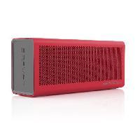 Amplificateur - Enceintes BRAVEN B805RGP Enceinte bluetooth - Rouge et gris