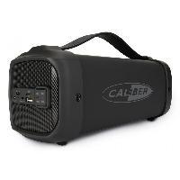 Amplificateur - Enceintes Enceinte Bluetooth portable avec radio FM et batterie integree - Caliber
