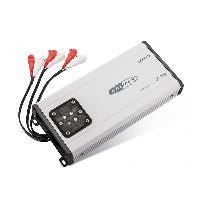 Amplificateurs auto Amplificateur 4 canaux classe D - RCA - 1250W Caliber