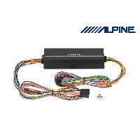 Amplificateurs auto Amplificateur Alpine KTP445A 4x100W