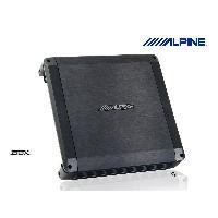 Amplificateurs auto BBX-T600 - Ampli de puissance 2 canaux - 2 x 50W RMS - Serie BBX
