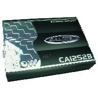 Amplificateurs auto CA 1252B - Amplificateur 12 canaux - 750W Max - Serie Racing