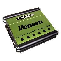 Amplificateurs auto CA 200V2 - Ampli 21 Canaux - 2x300W Max - Serie Venom - Caliber