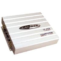 Amplificateurs auto Competition 3 CA-450 - 4x150W - Ampli 42 Canaux Caliber