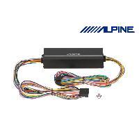 Amplificateurs auto KTP-445A - Mini amplificateur numerique pour autoradios - 4 x 100W