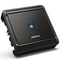 Amplificateurs auto MRV-M500 - Amplificateur Mono - 500W RMS - Classe D