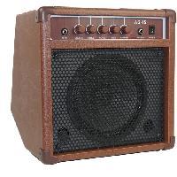 Amplification Et Effets Du Son Ampli 15 Watts pour guitare acoustique