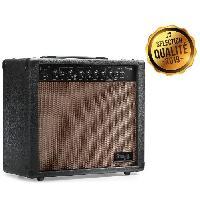 Amplification Et Effets Du Son STAGG Amplis Guitare 20 AA R EU Acoustique Reverb (20 Watts)