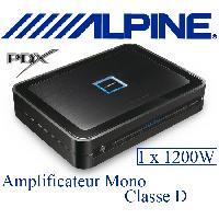 Amplis 1 Canal - Monos PDX-M12 - Amplificateur Mono Classe D - 1x1200W RMS - Serie PDX
