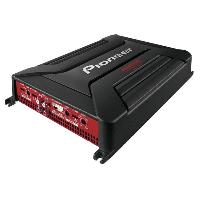 Amplis 4 Canaux GM-A4604 - Ampli 4 canaux - 4X40W RMS - Serie GM -7 -> GM-4704