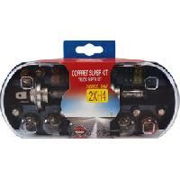 Ampoule - Eclairage Tableau De Bord Coffret de secours eclairage H4 PL 24V -30 pieces- [620418]