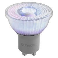 Ampoule - Led - Halogene Ampoule LED spot reflecteur GU10 5 W equivalent 50 W blanc chaud