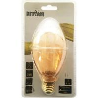 Ampoule - Led - Halogene Ampoules LED E27 B75 Deco Nouvelle Generation - 4 W equivalence 20 W - Blanc chaud