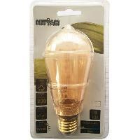 Ampoule - Led - Halogene Ampoules LED E27 ST64 Deco Nouvelle Generation - 4 W equivalence 20 W - Blanc chaud