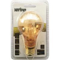 Ampoule - Led - Halogene Ampoules LED E27 standard Deco Nouvelle Generation - 2 W equivalence 10 W - Blanc chaud