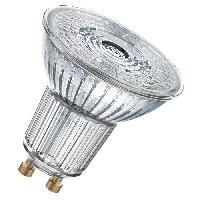 Ampoule - Led - Halogene OSRAM Ampoule Spot LED PAR16 GU10 3.1 W équivalent a 35 W blanc chaud dimmable