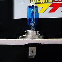 Ampoules 12V 1 Ampoule H7 Ice White 12V 55W 4000K - Rendu 110W - MomoCorse ADNAuto