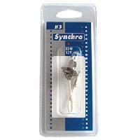 Ampoules 12V 1 ampoule H3 SYNCHRO