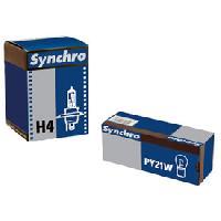 Ampoules 12V 1 ampoule H4 SYNCHRO