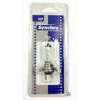 Ampoules 12V 1 ampoule H7 - 100W - 12V