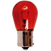 Ampoules 12V Ampoule BAu15S - Orange - 12V 21W - plot decale - Clignotant